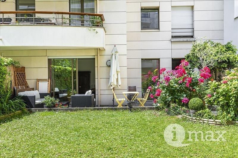 Vente de prestige appartement Levallois perret 1050000€ - Photo 2