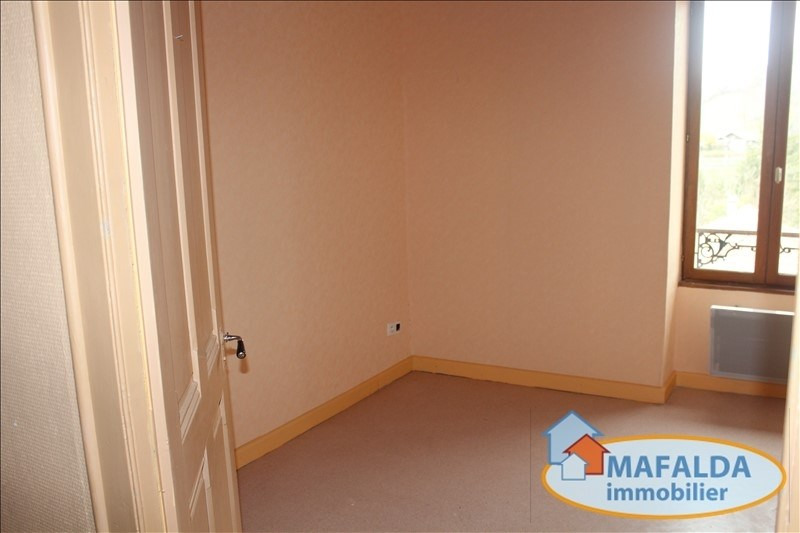 Location appartement Mont saxonnex 550€ CC - Photo 4