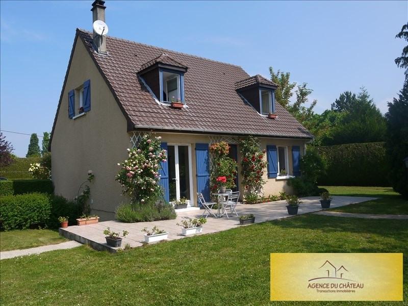 Vendita casa Mousseaux sur seine 258000€ - Fotografia 1