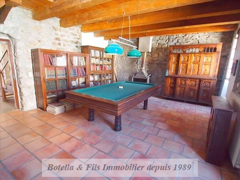 Vente maison / villa Barjac 287000€ - Photo 7
