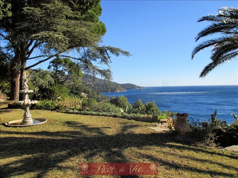 Deluxe sale house / villa Rayol canadel sur mer 2750000€ - Picture 7