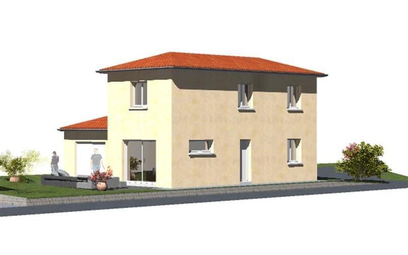 Maison  4 pièces + Terrain 400 m² Charly par MAISONS VALTREA