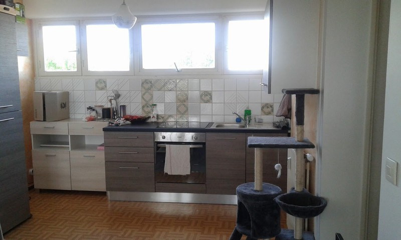 Sale apartment Herouville st clair 52 000€ - Picture 4
