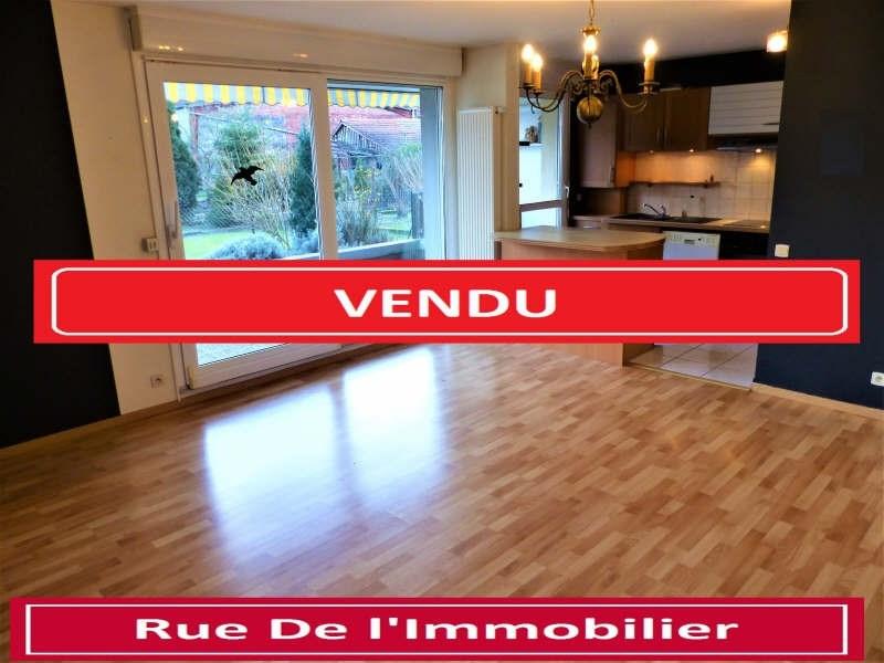 Sale apartment Oberhoffen sur moder 190000€ - Picture 1