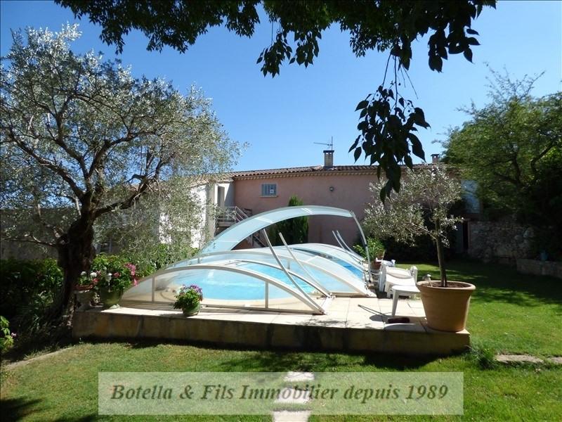 Vente maison / villa Uzes 369000€ - Photo 19