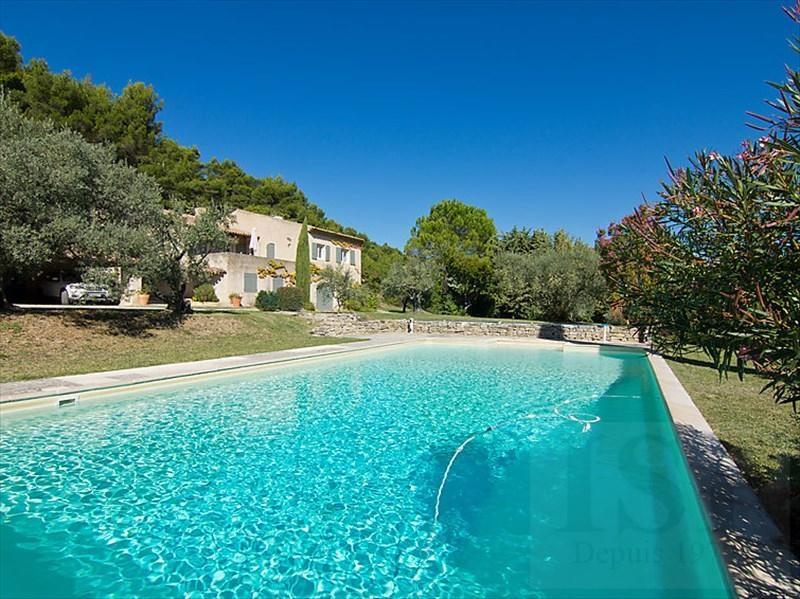Deluxe sale house / villa Lourmarin 1180100€ - Picture 3