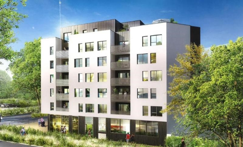 Location appartement Villeurbanne 759€ CC - Photo 1