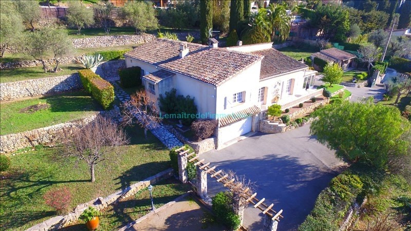 Vente de prestige maison / villa Peymeinade 595000€ - Photo 4