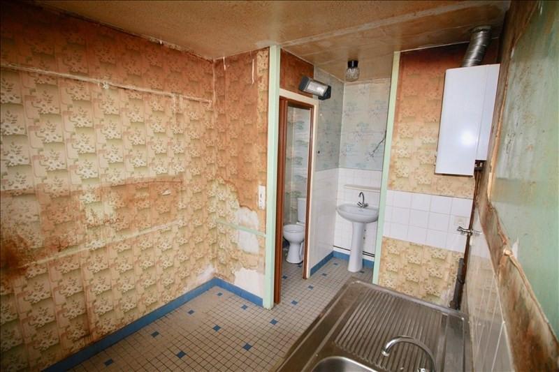 Vente maison / villa La ferriere sur risle 61000€ - Photo 4