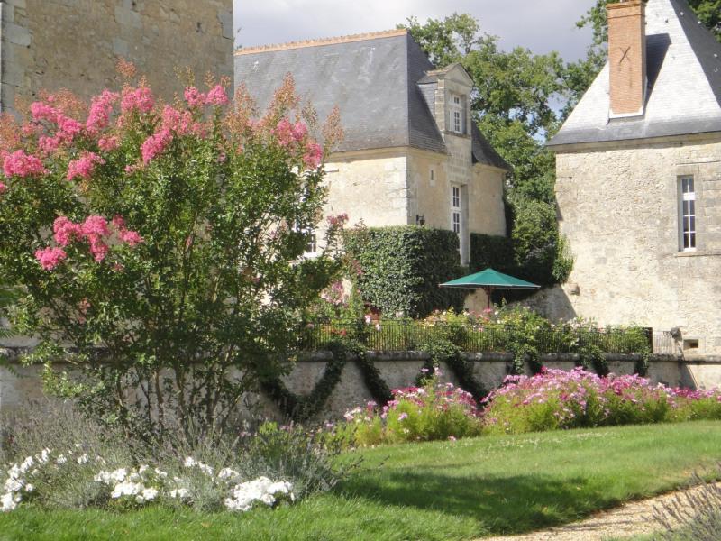 Revenda residencial de prestígio castelo Semblancay 3300000€ - Fotografia 6