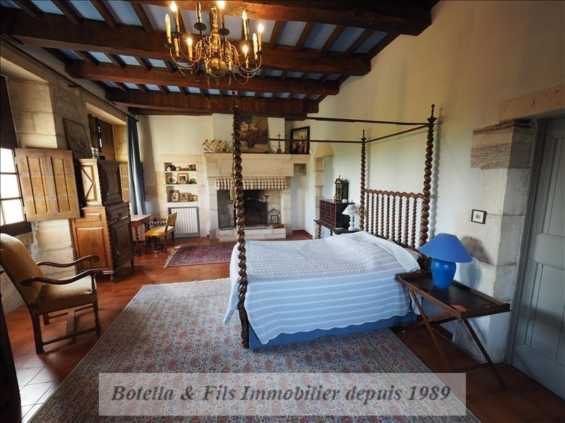 Verkoop van prestige  kasteel Uzes 2385000€ - Foto 11