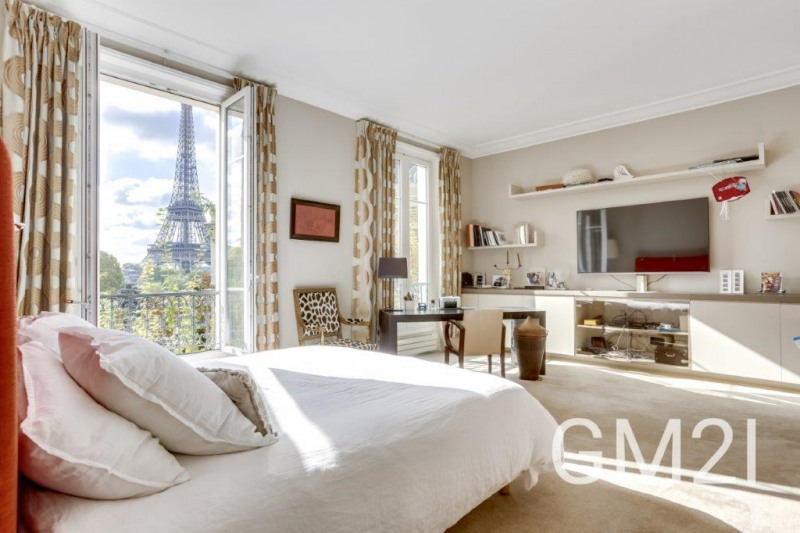 Vente de prestige appartement Paris 16ème 3 140 000€ - Photo 8