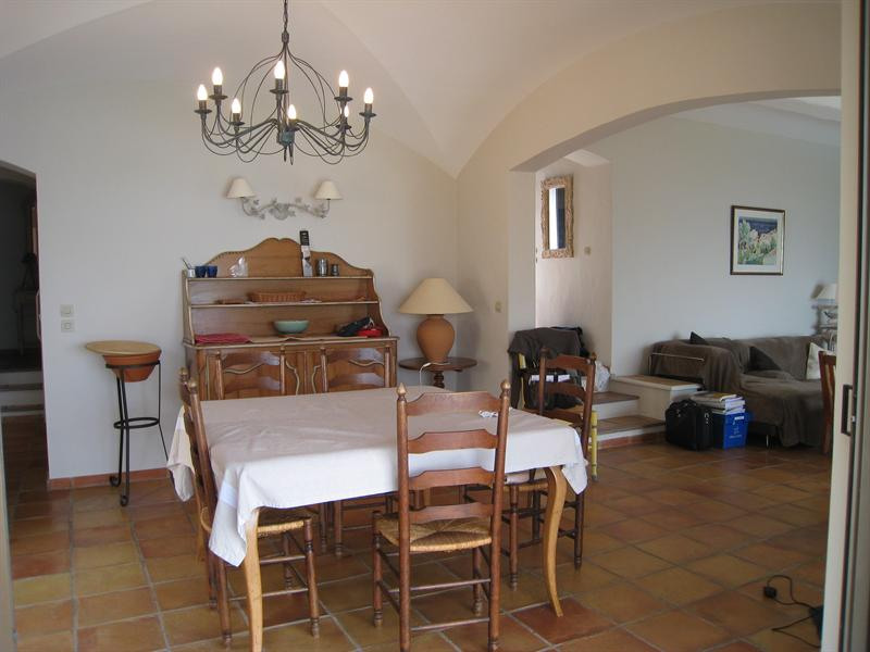 Vacation rental house / villa Les issambres 2 180€ - Picture 14