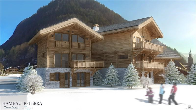 Deluxe sale house / villa Montriond 880 000€ - Picture 3