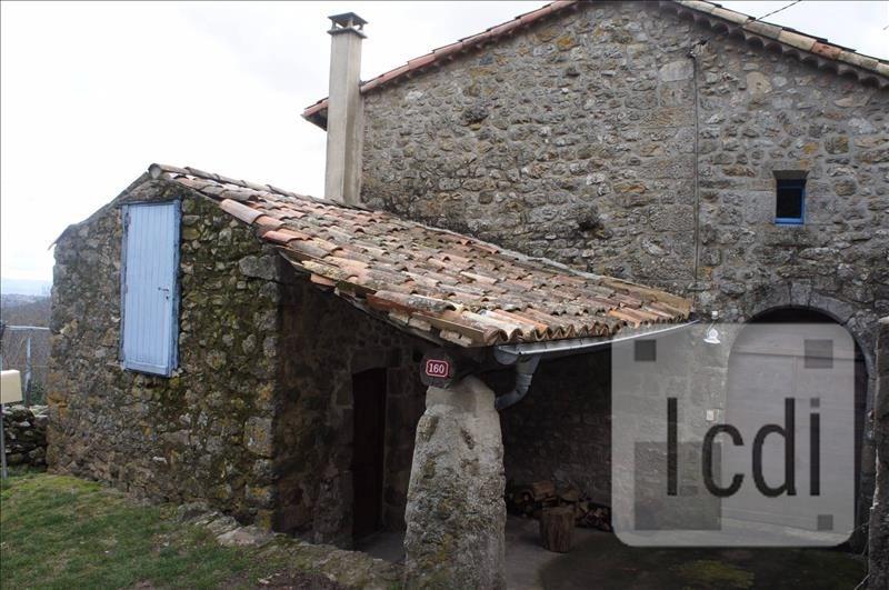 Vente maison / villa Aubenas 212000€ - Photo 3