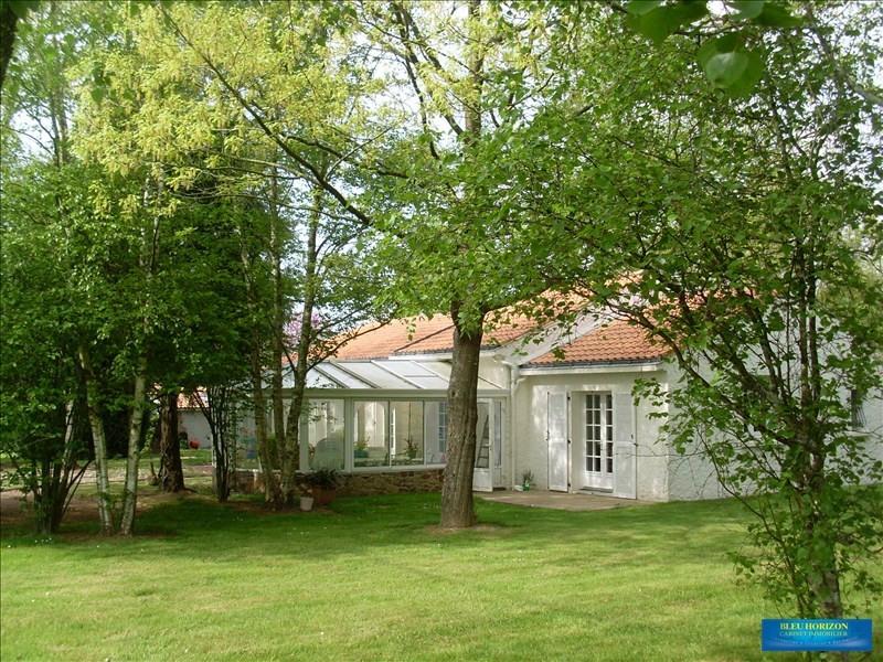 Vente maison / villa St mars de coutais 367500€ - Photo 1