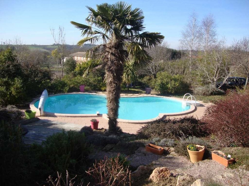 Vente maison / villa Montbrun-lauragais 380 000€ - Photo 2