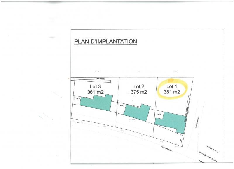 Sale site Les avirons 147000€ - Picture 2