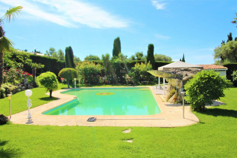 Deluxe sale house / villa Vence 1 980 000€ - Picture 11
