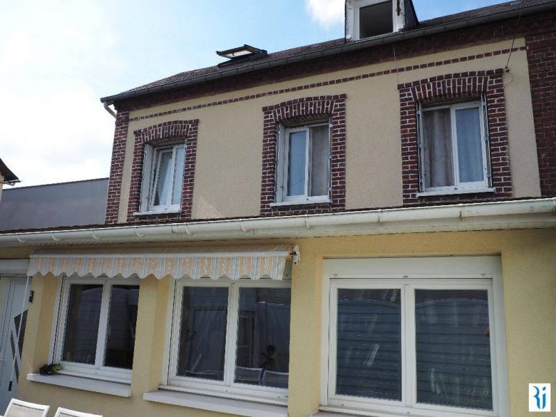 Vente maison / villa Le houlme 178500€ - Photo 1