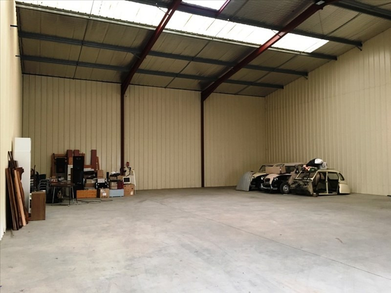 Location local commercial Fougeres 3000€ HT/HC - Photo 9