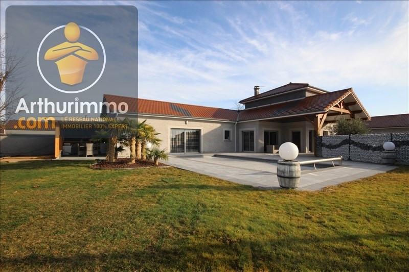 Vente de prestige maison / villa Andrezieux boutheon 587000€ - Photo 1