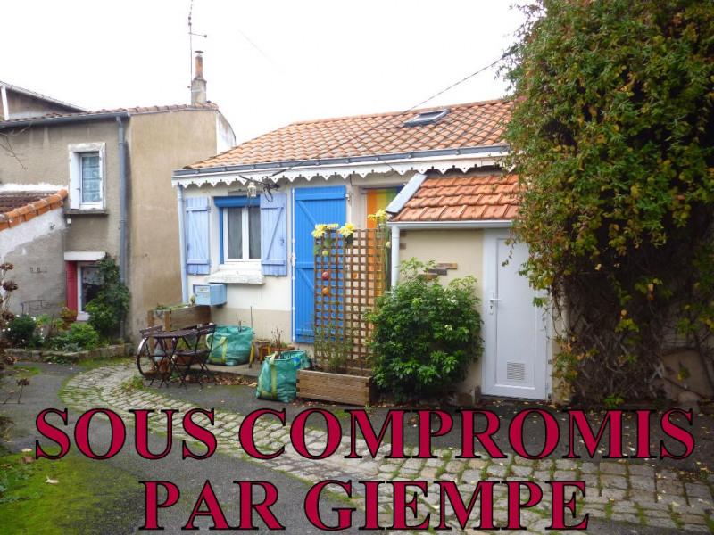 Sale house / villa Nantes 105000€ - Picture 1