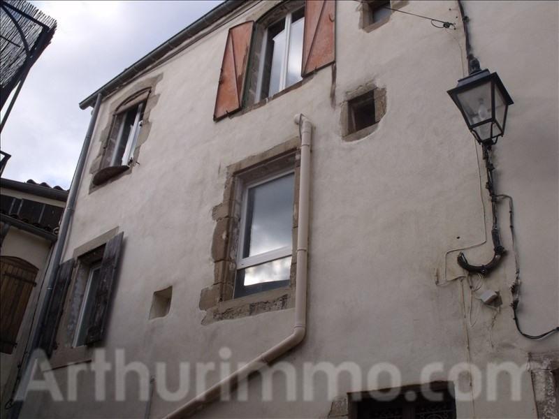Sale apartment St jean de la blaquiere 65000€ - Picture 1