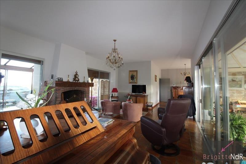 Deluxe sale house / villa St hilaire bonneval 470000€ - Picture 6