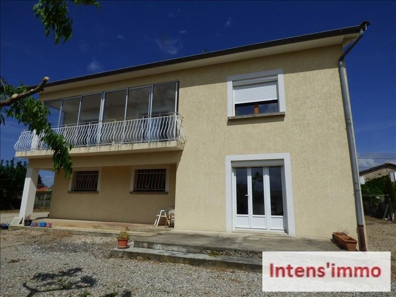 Sale house / villa Romans sur isere 290500€ - Picture 1
