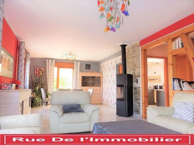 Sale house / villa Niederbronn les bains 274500€ - Picture 2
