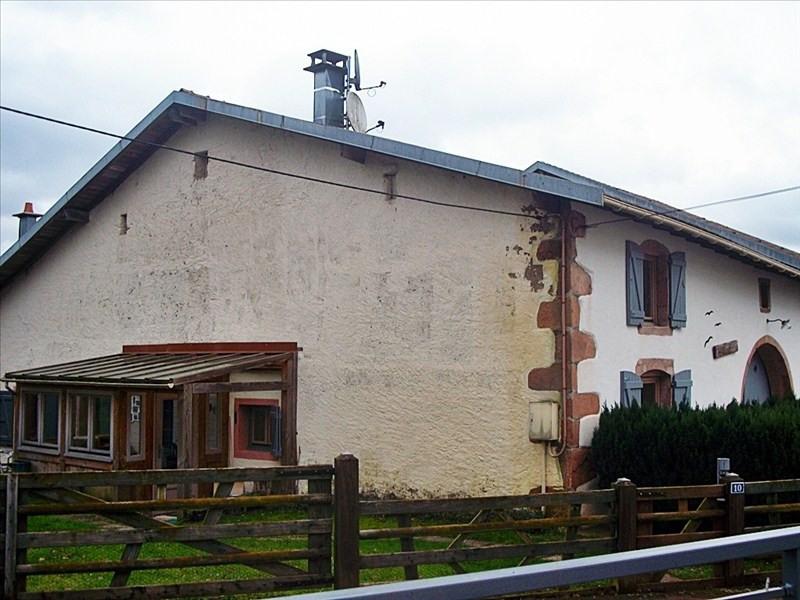 Sale house / villa Bruyeres 166000€ - Picture 2