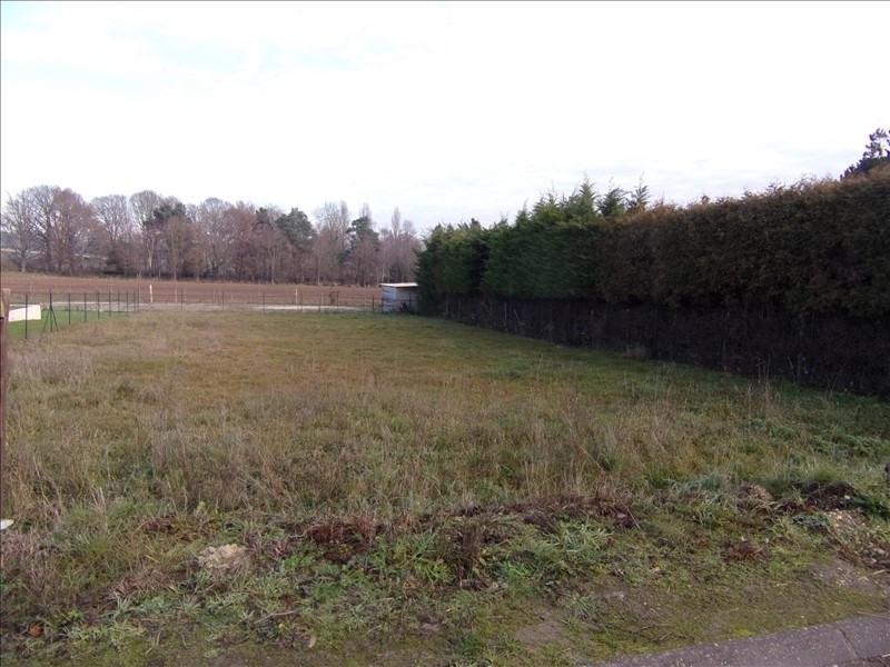 Revenda terreno Rambouillet 125000€ - Fotografia 2