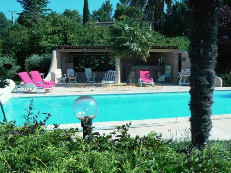 Vendita nell' vitalizio di vita casa Brignoles 94000€ - Fotografia 2