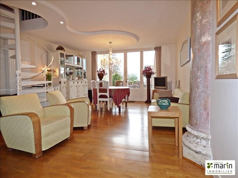 Venta de prestigio  apartamento Aix les bains 880000€ - Fotografía 1