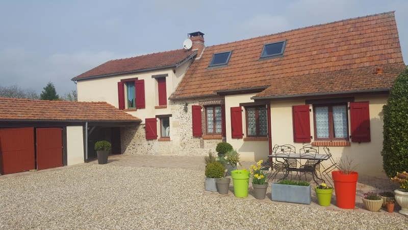 Vente maison / villa Les thilliers en vexin 237000€ - Photo 1