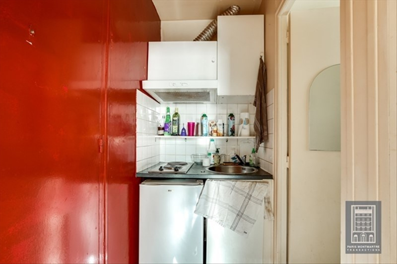 Investment property apartment Paris 18ème 199 000€ - Picture 6