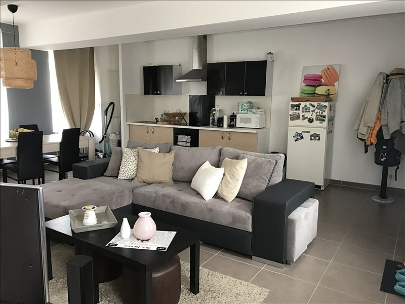 Rental apartment Chauny 565€ CC - Picture 1