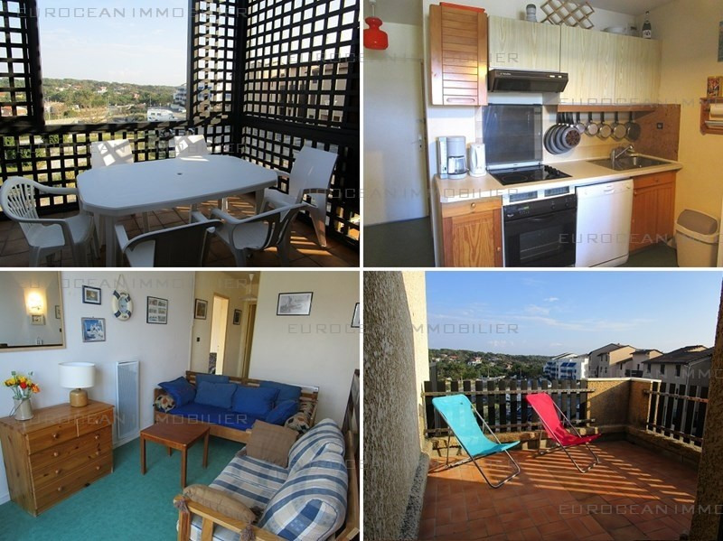 Vacation rental apartment Lacanau-ocean 376€ - Picture 1