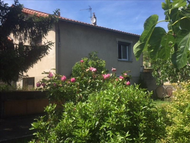 Vente maison / villa Le peage de roussillon 159000€ - Photo 1