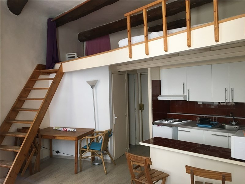Rental apartment Aix en provence 583€ CC - Picture 3