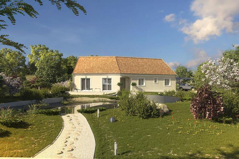 Maison  5 pièces + Terrain 1100 m² Villeneuve-sur-Yonne par MAISONS PIERRE