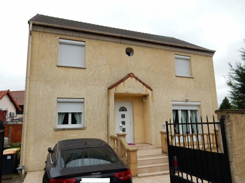 Sale house / villa Arnouville les gonesse 322000€ - Picture 1