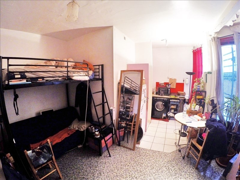 Investment property apartment Paris 11ème 205 000€ - Picture 1