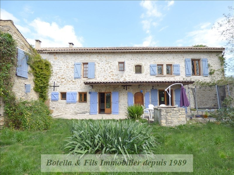 Sale house / villa Pont st esprit 399000€ - Picture 1