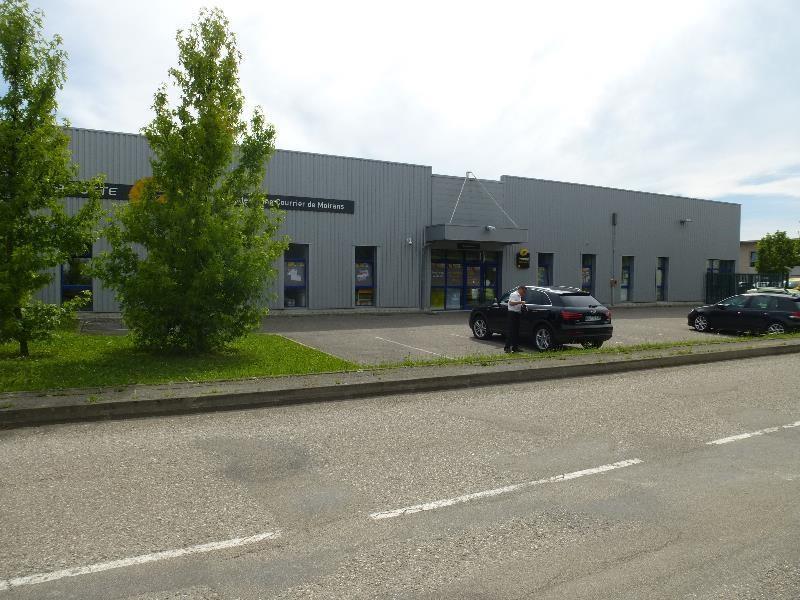 Location Local d'activités / Entrepôt Moirans 0