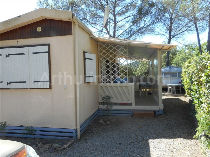 Sale site Frejus 78 000€ - Picture 1