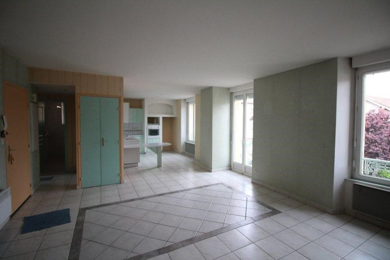 Vente appartement Les abrets 122 000€ - Photo 1