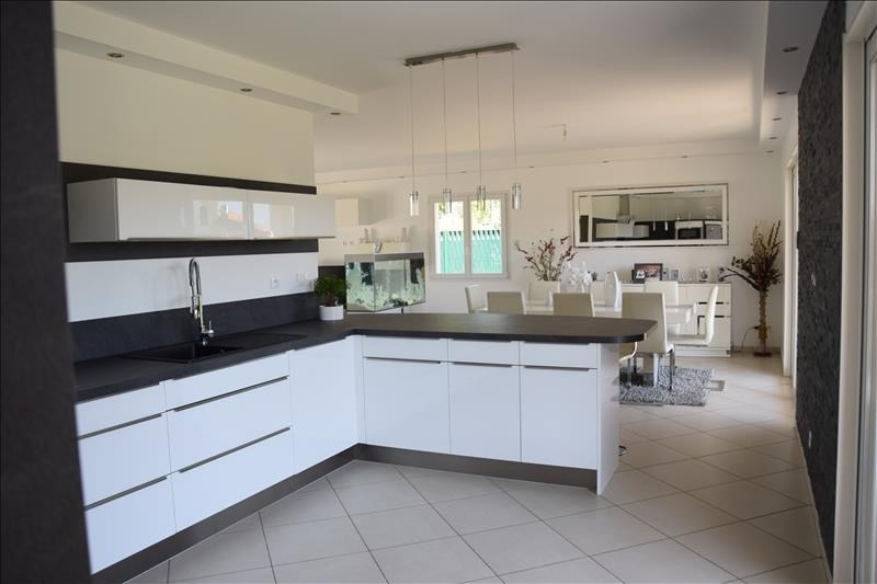 Sale house / villa Arnas 439000€ - Picture 9