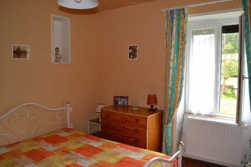 Sale house / villa Alligny en morvan 160000€ - Picture 8